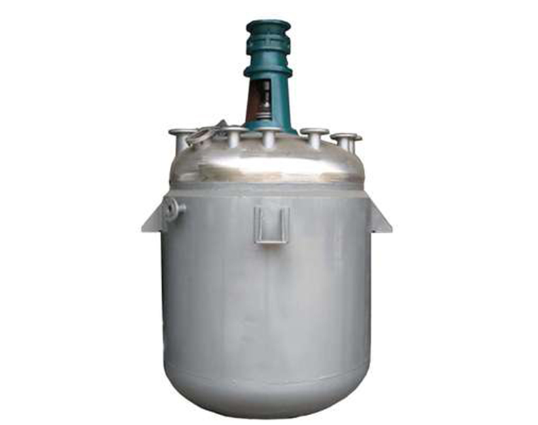 濟南不銹鋼反應罐
